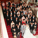 宝塚ホテル:長い歴史に磨かれた、唯一無二の輝きを放つクラシカルなホテルに一目惚れ。丁寧な対応のプランナーも魅力