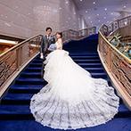 明治神宮・明治記念館:一生に一度の結婚式だから、最も自分に似合う衣裳で楽しもう。手作り動画は事前のチェックを忘れずに