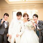 ノートルダム下関 Notre Dame SHIMONOSEKI:理想の結婚式を叶えるために、どのスタッフも全力を尽くしてくれた。全員からの心あたたまる対応に感激