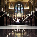 ノートルダム下関 Notre Dame SHIMONOSEKI:下関駅徒歩1分とアクセス抜群。フェアで評判の美食や会場の豪華さに触れ、ゲストも喜ぶと確信した