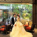 KONAYA HOTEL:「神社での挙式」と「自由度の高い美味しい料理」。どちらの魅力もあわせ持ち、親身な対応が嬉しいホテル!