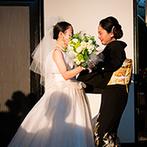 太閤園:新婦から両親へのサプライズで感動に包まれた。想いに寄り添い、柔軟に対応してくれたスタッフに感謝