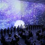 Art Bell Ange NARA(アールベルアンジェ奈良):映像やダンス、サプライズなど見どころが満載!360度広がる映像演出が感動のシーンを一層引き立てた