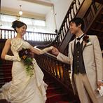 富士屋ホテル:同じ立場で楽しくおしゃべりできたプランナー。打合せは毎回楽しく、細やかな要望も叶えてくれて満足の式に
