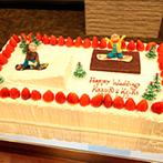 BELLE THE CLASS(ベル・ザ・クラス):「ゲストに楽しんでもらいたい」と工夫がいっぱいの空間づくり。おもてなしの料理やケーキでも個性を発揮!