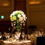 ヨコハマ グランド インターコンチネンタル ホテル:シャンデリアが煌めくラグジュアリーな空間でおもてなし。美食とデザートビュッフェがゲストに好評