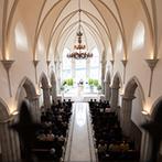 アメイジング グレイス:厳かな雰囲気の大聖堂に魅了されたふたり。対応してくれたスタッフの親身な姿勢や気配りも大きな決め手に