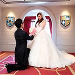 サンルートプラザ東京:思い出が詰まった大好きなテーマパークを間近に望むホテル。「プリンセス気分で私らしく」叶うことが決め手