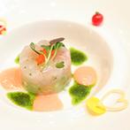 アルカンシエル横浜 luxe mariage:ゲストへのおもてなしの思いがちりばめられた一日。特別な日に相応しい美食が、至福のひと時を演出した