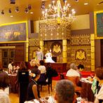 ロックハート城:英国の伝統と重厚感が漂う、クラシカルな貸切邸宅。大好きなミュージシャンの音楽&世界観もちりばめた