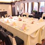 ホテル メルパルク東京:両親世代からもなじみがあり、信頼と知名度が高いホテル。アクセスしやすい立地や親身な対応も心に響いた