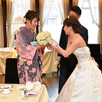 ホテル メルパルク東京:光や緑を感じられ、我が家みたいに心地よい『別荘』のような空間。懐かしい映像や姉へのブーケプレゼントも