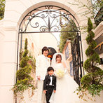 ロザンジュイア 広尾迎賓館:広尾駅から徒歩3分、閑静な住宅街にあるゲストハウス。家族の幸せをお披露目するアットホームな結婚式