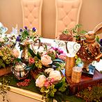 Patrick Kiso Garden 東京・町田:建物や調度品、料理など、隅々まで『本物』にこだわるシャトー。温かな人柄や誠意ある対応に心が決まった