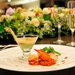 HOTEL YOKOHAMA GARDEN(ホテル横浜ガーデン):ワンフロア貸切の空間で、絶品料理のおもてなし。美食を堪能する、至福のひと時をゲストにプレゼント