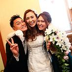湘南セント・ラファエロチャペル:準備はできることから早めに取りかかって。家族との写真をしっかり残すために予めカメラマンに伝えておこう
