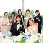 パレスホテル東京(PALACE HOTEL TOKYO):ゲストとの絆やつながりを意識して掲げたテーマは「connect!」。一体感を感じる演出など、温かなムードに