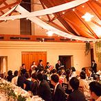 VILLAS DES MARIAGES 宇都宮(ヴィラ・デ・マリアージュ 宇都宮):こだわりの一つひとつに寄り添ってくれたスタッフ達。じっくりとふたりに向き合う姿勢に心を打たれた