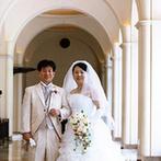 ホテルオークラ東京ベイ:親しい人だけを招いたオリジナリティあふれる結婚式がしたい。何気なく訪れた会場で、理想がみるみる現実に