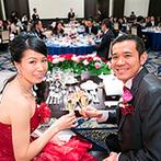 """ホテルオークラ東京ベイ:ふたりが出会った記念の場所から""""新たな一歩""""を踏み出したい。ホテルの伝統に裏打ちされた料理も決め手"""