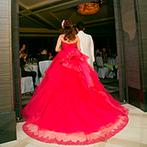 ホテルニューオータニ:忙しいふたりのために、プランナーが細やかにサポート。すぐに理想のドレスに出会えたのもスタッフのおかげ