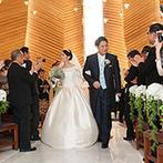 浦和ロイヤルパインズホテル:世界的なコンクールで入賞歴のあるシェフの料理に感激。チャペルや会場を貸切にできることもポイントに