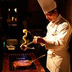 ホテルモントレ銀座:豊潤な味と香り、演出を楽しむ『フルーツジュビレ』が大好評。当日の様子まで映したムービーも高い完成度