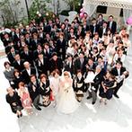 エヴァウイン小山プレミアムスィーツ:やりたいことが決まると、叶えられる会場が見えてくる。まずはふたりの結婚式のイメージを持ってのぞんで