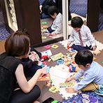 オリエンタルホテル 東京ベイ:のびのびと子どもたちが遊べる結婚式を目指して大正解。ウォーキングはポイントを押さえてしっかり練習を