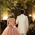 THE HILLTOP TERRACE NARA(ザ・ヒルトップテラス奈良):奈良公園の緑に囲まれたナチュラルな邸宅で、アットホームなパーティ。こだわりの料理もゲストに大好評