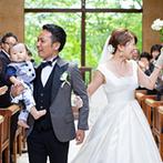THE HILLTOP TERRACE NARA(ザ・ヒルトップテラス奈良):「人」と「人」との信頼がつながって生まれる結婚式。プランナーを信じ、たくさん楽しみながら最高の一日を