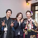 神戸迎賓館 旧西尾邸(兵庫県指定重要有形文化財):プランナーの提案力と迅速な対応に感謝の気持ちでいっぱい。信頼できるスタッフに二次会もお任せできて安心