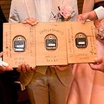 神戸迎賓館 旧西尾邸(兵庫県指定重要有形文化財):家族を交えた演出で感謝の気持ちを伝えるのはおすすめ。プランナーに相談しながら最高の結婚式を創り上げて