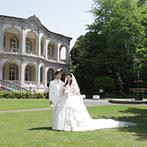 綱町三井倶楽部:大正時代に生まれた由緒正しい迎賓館。日本庭園や建物の趣など、格式高い非日常的な空間に魅了された