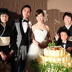 ANAクラウンプラザホテル神戸:テーマの「さくら」にあわせ、コーディネートやBGMにこだわりを。おもてなしの和食は幅広い年代に喜ばれた