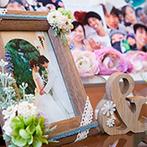 ホテル日航成田:ゲストハウスを思わせる緑豊かなガーデン付きの会場が魅力的。スタッフの丁寧な対応に心が決まった