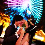横浜ベイホテル東急:水と緑に囲まれたみなとみらいに佇むホテルで、美食を楽しむ結婚式。上質で大人な空間に魅了された