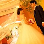 横浜ベイホテル東急:プランナーがふたりの想いに寄り添い、こだわりの一日を実現!頼もしいプロたちも手厚くサポートしてくれた