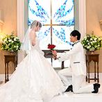 オークラ千葉ホテル:千葉みなと駅徒歩5分、地元の信頼も厚いホテル。映画のプリンセスのような結婚式をスタッフが全力で応援