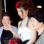 インペリアルウィング富山迎賓館:会場装飾やBGMの希望も叶い、イメージ以上の結婚式に。親身になって相談にのってくれたプランナーに感謝