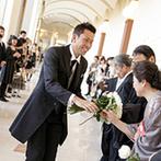 ザ・セレクトンプレミア 神戸三田ホテル:三田駅から車で5分のホテル。ナチュラルな挙式が叶う独立型チャペルや、セレモニーができる回廊に一目惚れ
