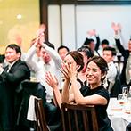 ザ ソウドウ ヒガシヤマ キョウト(THE SODOH HIGASHIYAMA KYOTO):ゲストと一緒に過ごす時間を大切にしたい。一人ひとりに感謝を伝えて心を通わせる、アットホームなパーティ