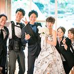 ザ ソウドウ ヒガシヤマ キョウト(THE SODOH HIGASHIYAMA KYOTO):心強いウエディングのプロたちのおかげで、打ち合わせから前撮り、当日まで大満足!花嫁姿もお気に入り