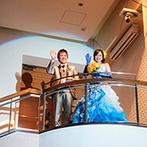 The ORANGER GARDEN ISUZUGAWA (ザ・オランジェガーデン五十鈴川):ゲストをドキドキさせる入場シーンやプチインタビュー。子どもたちからのビデオレターもみんなを笑顔にした