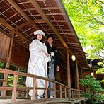 MAIKO HOTEL since1919(舞子ホテル):大正8年(1919年)に創業し、信頼と実績を重ねるホテル。和の風格に満ち、落ち着きが漂う空間に惹かれた