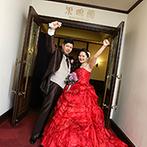 ホテルモントレ大阪:結婚式に参列したことがない新婦を丁寧にサポート。母親のような安心感で包んでくれたプランナーたちに感謝