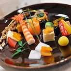 タカクラホテル福岡:シェフのこだわりが伝わる美食で大切なゲストをおもてなし。快く相談にのってくれるスタッフに安心できた