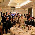 ベルクラシック神戸:ゲストと過ごす楽しいひと時を思い出深いものに。手作り感満載のおもてなしでみんなに感謝を伝えた