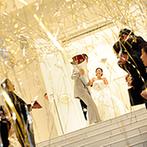 MARRIVEIL THE SPIRE & HIDEAWAY:想いが一つなら遠方同士でも大丈夫!どんな結婚式にしたいか、じっくりとイメージを固めてから会場見学を