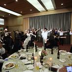 ホテルオークラ神戸:「全員に喜んでもらいたい」という思いでサプライズ。プロダンサーと友人の協力でフラッシュモブは大成功!